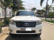 Cần bán xe Ford Everest số tự động máy dầu màu trắng model 2011 odo 80000km giá 475 triệu tại Tp.HCM