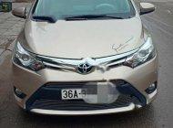 Bán ô tô Toyota Vios 1.5G sản xuất 2016 như mới, giá tốt giá 474 triệu tại Thanh Hóa