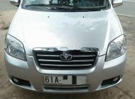 Cần bán gấp Daewoo Gentra sản xuất năm 2009, màu bạc xe gia đình, giá tốt giá 168 triệu tại Bình Dương