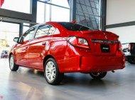Bán ô tô Mitsubishi Attrage sản xuất 2020, màu đỏ, xe nhập giá 375 triệu tại TT - Huế