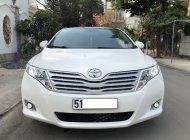 Bán Toyota Venza nhập Mỹ full option, model 2010, màu trắng giá 695 triệu tại Tp.HCM