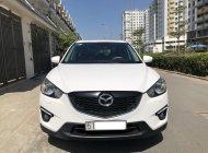 Bán ô tô Mazda CX 5 2015, màu trắng, xe gia đình giá 645 triệu tại Tp.HCM