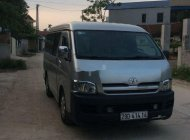 Bán Toyota Hiace đời 2005, màu bạc, nhập khẩu còn mới, giá 205tr giá 205 triệu tại Hà Nội