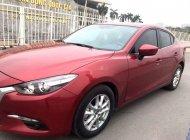 Bán Mazda 3 sản xuất năm 2017, màu đỏ chính chủ giá 588 triệu tại Hà Nội