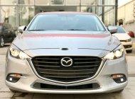 Bán Mazda 3 1.5 AT Facelift năm 2017, màu bạc còn mới giá 569 triệu tại Hà Nội