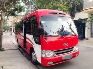 Cần bán lại xe Hyundai County năm 2009, màu đỏ giá 390 triệu tại Đồng Nai