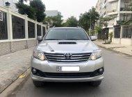 Cần bán gấp Toyota Fortuner 2.5 G, sx 2014 ĐK 2015, màu bạc giá 745 triệu tại Tp.HCM