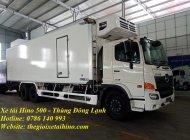 Xe tải Hino 500 FL - Thùng Đông Lạnh Quyền 7m7 giá 1 tỷ 642 tr tại BR-Vũng Tàu