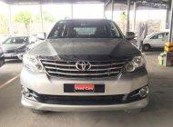 Bán ô tô Toyota Fortuner 2.7AT đời 2015, màu bạc giá cạnh tranh giá 690 triệu tại Tp.HCM