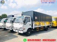 Xe tải 1 tấn 9 thùng dài 6 mét, giá xe tải thùng dài giá 515 triệu tại Bình Dương