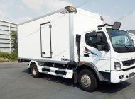 Xe tải Mitsubishi Nhật Bản - Xe tải Fuso Canter 4.99 tải trọng 2100kg giá 597 triệu tại Tp.HCM