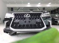 Bán xe Lexus LX570 màu đen Super Sport S sản xuất 2016, đăng ký cuối 2016, một chủ từ đầu giá 6 tỷ 450 tr tại Hà Nội