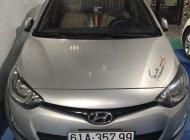 Bán Hyundai i20 năm 2013, màu bạc, nhập khẩu   giá 325 triệu tại Bình Dương