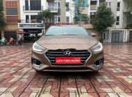 Bán Hyundai Accent năm 2018, màu nâu giá 525 triệu tại Hà Nội
