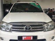 Cần bán lại xe Toyota Fortuner đời 2011, màu trắng giá 630 triệu tại Tp.HCM