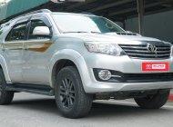 Bán xe Toyota Fortuner G sản xuất 2016, màu bạc, giá tốt giá 760 triệu tại Hà Nội