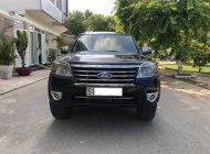 Cần bán Ford Everest AT model 2012 số tự động máy dầu, màu đen giá 495 triệu tại Tp.HCM