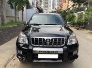 Cần bán gấp Toyota Prado năm 2008, màu đen, nhập khẩu chính hãng, xe gia đình giá cạnh tranh giá 668 triệu tại Tp.HCM
