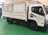 Bán xe tải Nhật Bản Fuso Canter 6.5 thùng bạt giá 647 triệu tại Hà Nội