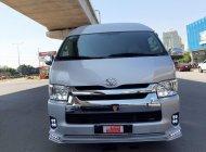 Cần bán gấp Toyota Hiace Limosine đời 2018, màu bạc giá 1 tỷ 300 tr tại Tp.HCM