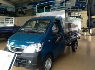 Xe tải Thaco Towner990 thùng mui bạt xanh dương giá 216 triệu tại Hà Nội