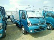 Xe tải Kia K200 thùng mui bạt giá 335 triệu tại Hà Nội