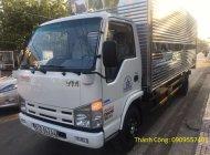 Xe tải Isuzu 1.9 tấn thùng dài 6m2, thùng kín giá 473 triệu tại Tp.HCM