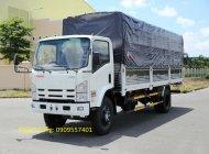 Bán xe tải Isuzu 8 tấn 2 thùng dài 7m, thùng mui bạt giá 700 triệu tại Tp.HCM