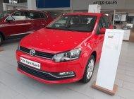 Volkswagen Polo, màu đỏ, nhập khẩu chính hãng tặng nhiều phần quà hấp dẫn giá 695 triệu tại Quảng Ninh