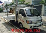 Xe tải Jac 1.5 tấn thùng cánh dơi bán hàng lưu động, có phiếu thùng hợp lệ, hỗ trợ trả góp giá 340 triệu tại Tp.HCM