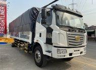 Giá xe tải faw 8 tấn thùng dài 9m7 chuyên chở pallet hàng cồng kềnh giá 850 triệu tại Bình Dương