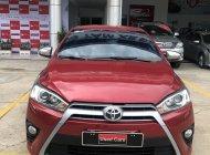 Bán Toyota Yaris G sản xuất 2015, màu đỏ, xe nhập giá 550 triệu tại Tp.HCM