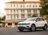Bán Volkswagen Tiguan đời 2018, màu trắng, nhập khẩu chính hãng giá 1 tỷ 729 tr tại Quảng Ninh