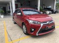 Cần bán lại xe Toyota Yaris G năm 2015, màu đỏ, nhập khẩu, chính chủ giá 530 triệu tại Tp.HCM