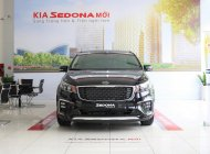 Kia Sedona 2020 máy dầu Fulloptions màu đen, giao liền tại Kia Gò Vấp giá 1 tỷ 209 tr tại Tp.HCM