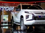 Cần bán xe Mitsubishi Triton 2.4 Mivec đời 2020, màu trắng, nhập khẩu chính hãng, giá 586tr giá 586 triệu tại Nghệ An