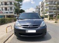Toyota Sienna model 2007 màu xám, xe nhập Mỹ nguyên chiếc, mới nhất VN giá 465 triệu tại Tp.HCM