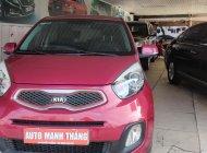 Bán xe Kia Morning 1.0AT sản xuất 2012, màu đỏ, nhập khẩu nguyên chiếc giá 330 triệu tại Hà Nội
