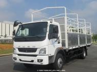 Bán xe tải Nhật Bản Fuso FA tải trọng 6.5 tấn, thùng dài 6,1 mé giá 765 triệu tại Hà Nội