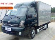 Xe tải Kia K250 đời 2020 thùng kín giá 394 triệu tại Hà Nội