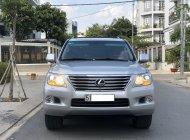Xe Lexus LX sản xuất 2010, màu bạc, xe nhập giá 2 tỷ 60 tr tại Tp.HCM