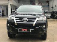 Cần bán gấp Toyota Fortuner G đời 2018, màu đen, nhập khẩu giá 930 triệu tại Hà Nội