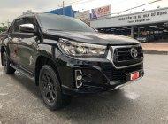 Cần bán Toyota Hilux 2.8AT 4x4 đời 2019, màu đen, giá khuyến mãi đặc biệt giảm giá đến hàng chục triệu giá 850 triệu tại Tp.HCM