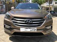 Cần bán gấp Hyundai Santa Fe 2.2 đời 2018, màu nâu giá 905 triệu tại Hà Nội