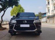 Bán Lexus LX 570 đời 2019, màu đen, nhập khẩu giá 8 tỷ 800 tr tại Hà Nội