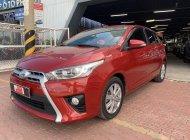 Cần bán gấp Toyota Yaris 1.3G AT sản xuất 2015, màu đỏ, nhập khẩu, xe gia đình giá 540 triệu tại Tp.HCM