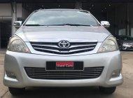 Cần bán lại xe Toyota Innova 2.0 E đời 2011, màu bạc giá Giá thỏa thuận tại Tp.HCM