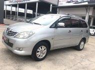 Cần bán Toyota Innova V đời 2011, màu bạc, mới chạy 93.000km giá tốt giá 450 triệu tại Tp.HCM