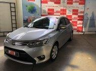 Cần bán Toyota Vios E CVT đời 2018, màu bạc, giá chỉ 510 triệu giá 510 triệu tại Tp.HCM