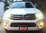 Bán xe Toyota Hilux 2.8G AT 4x4 đời 2016, màu trắng, nhập khẩu giá 730 triệu tại Tp.HCM